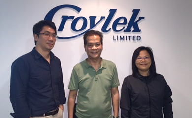 Croylek Hong Kong celebrates 12th anniversary!