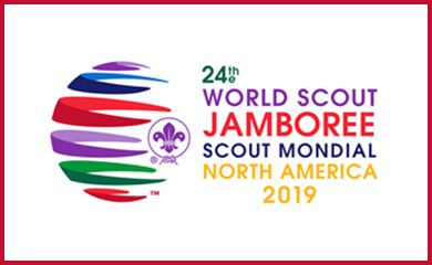 Croylek Sponsors Charlotte Williams for the 24th World Scout Jamboree!