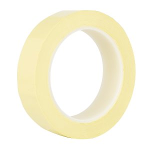 Adhesive Yellow Polyester Electrical Tape