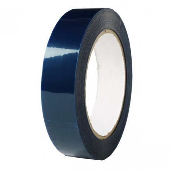 Blue Polyester High Temperature Masking Tape