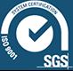 ISO 900 Logo